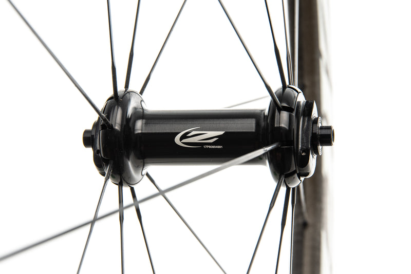 Zipp 404 Firecrest Carbon Clincher 700c Front Wheel sticker
