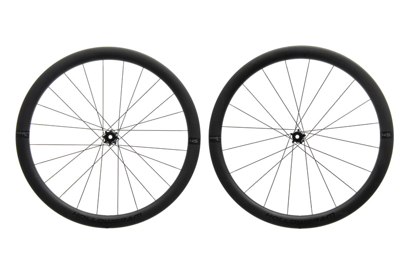 Cannondale Knot 45 SL Carbon Tubeless 700c Wheelset non-drive side