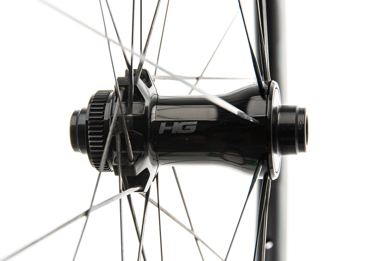Cannondale HollowGram Disc Si Carbon Clincher 700c Wheelset drivetrain