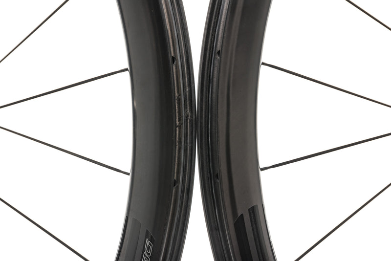 ENVE SES 3.4 Disc Carbon Clincher 700c Wheelset front wheel