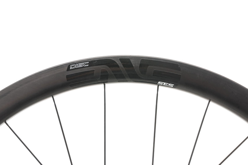 ENVE SES 3.4 Disc Carbon Clincher 700c Wheelset cockpit