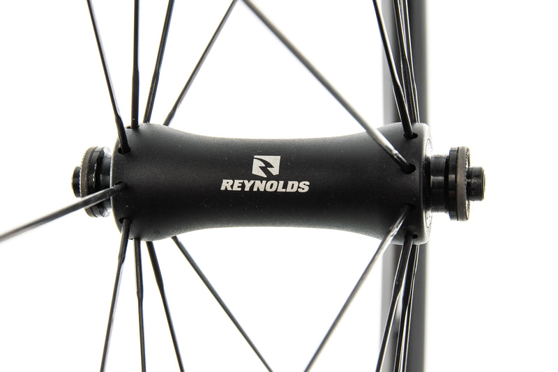 Reynolds Attack Carbon Tubeless 700c Wheelset drivetrain