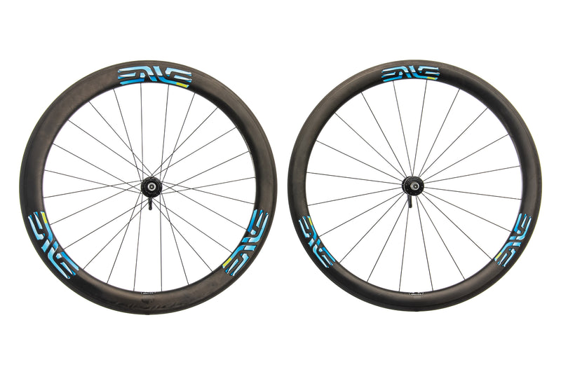ENVE SES 4.5 Carbon Clincher 700c Wheelset drive side