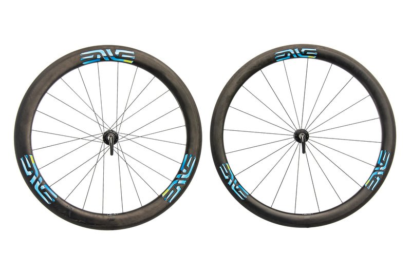 ENVE SES 4.5 Carbon Clincher 700c Wheelset non-drive side