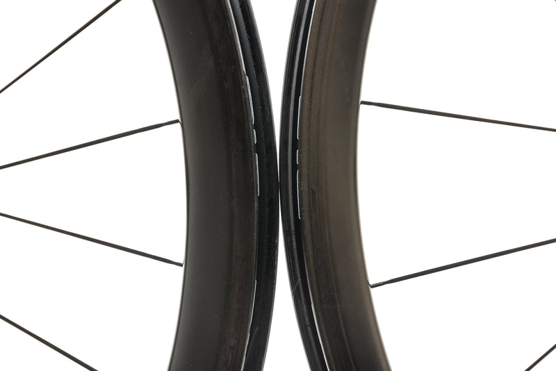 ENVE SES 3.4 Carbon Clincher 700c Wheelset front wheel