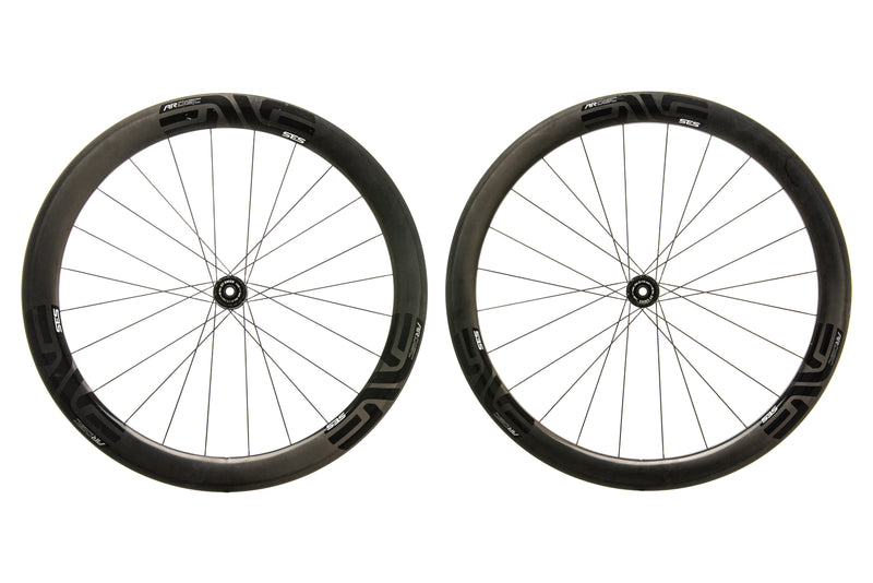 ENVE SES 4.5 AR Disc Carbon Tubeless 700c Wheelset non-drive side