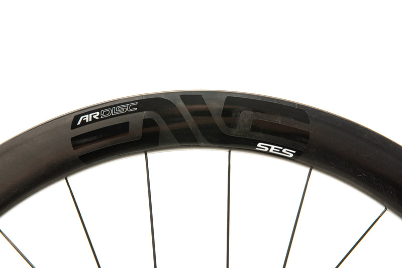 ENVE SES 4.5 AR Disc Carbon Tubeless 700c Wheelset cockpit