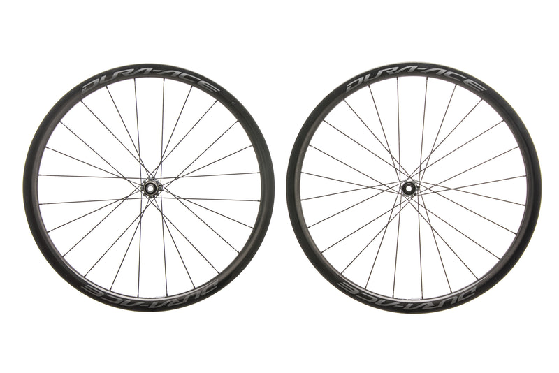 Shimano Dura-Ace WH-R9170-C40 Disc Carbon Tubeless 700c Wheelset drive side