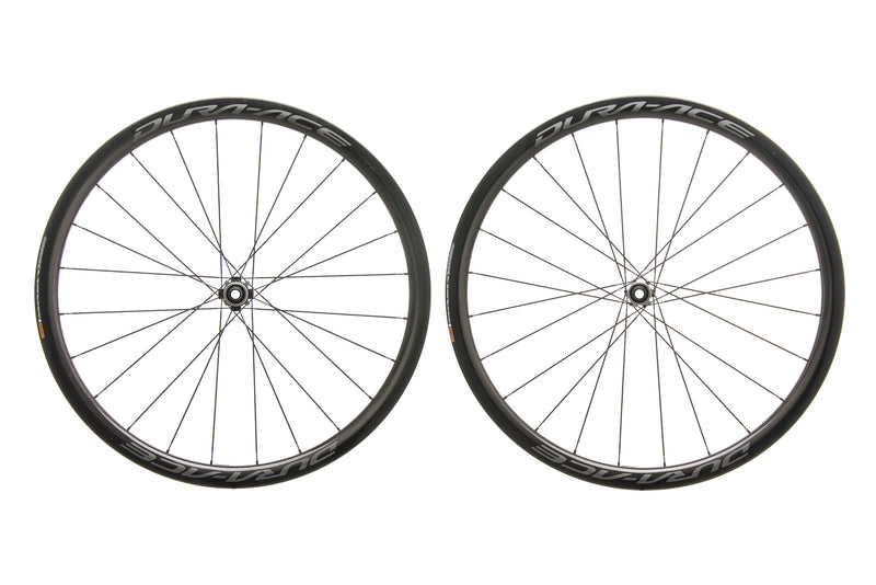 Shimano Dura-Ace WH-R9170-C40 Disc Carbon Tubeless 700c Wheelset non-drive side