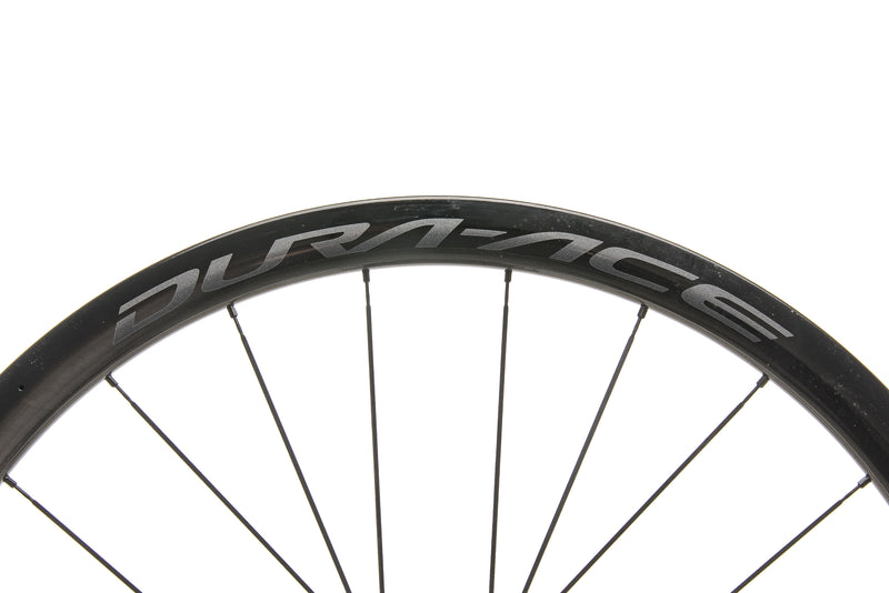 Shimano Dura-Ace WH-R9170-C40 Disc Carbon Tubeless 700c Wheelset cockpit