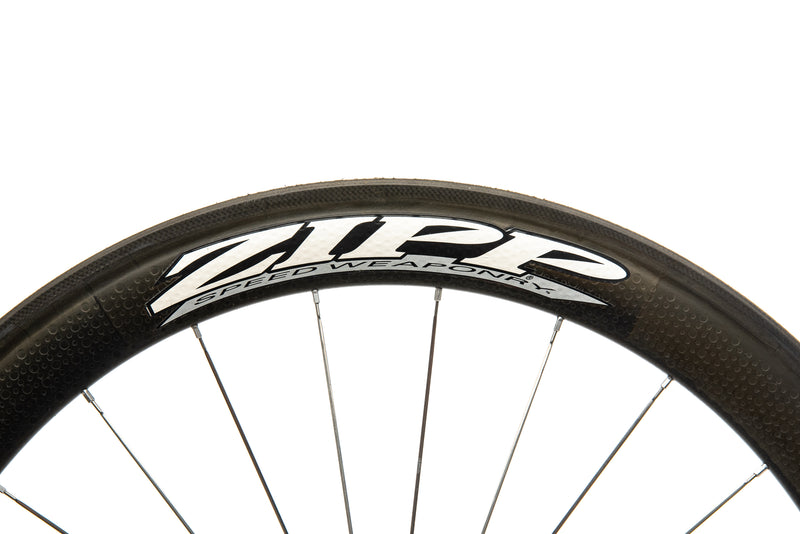 Zipp 404 Carbon Tubular 700c Wheelset cockpit