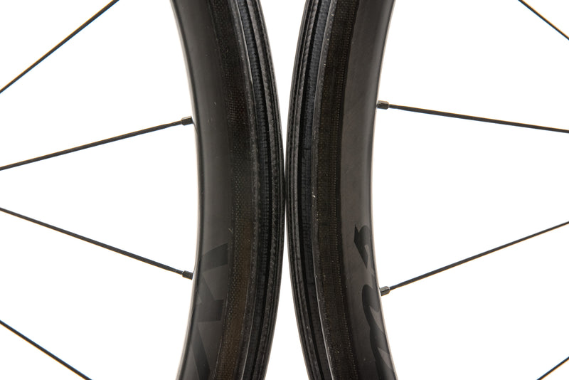 Williams System 38 Carbon Clincher 700c Wheelset front wheel