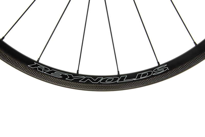 Reynolds Attack Carbon Tubeless 700c Wheelset cockpit