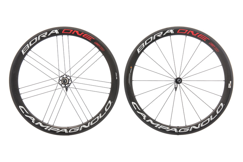 Campagnolo Bora One 50 Carbon Clincher 700c Wheelset drive side
