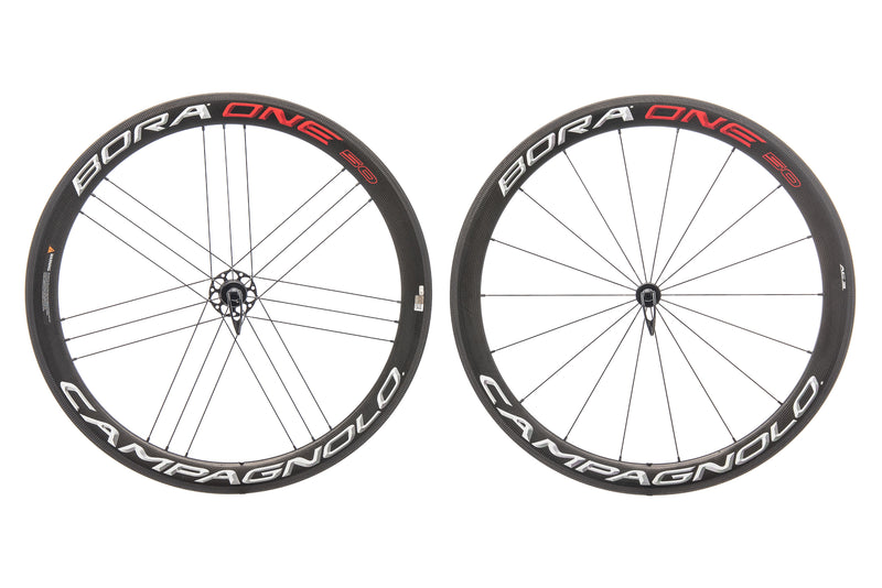 Campagnolo Bora One 50 Carbon Clincher 700c Wheelset non-drive side