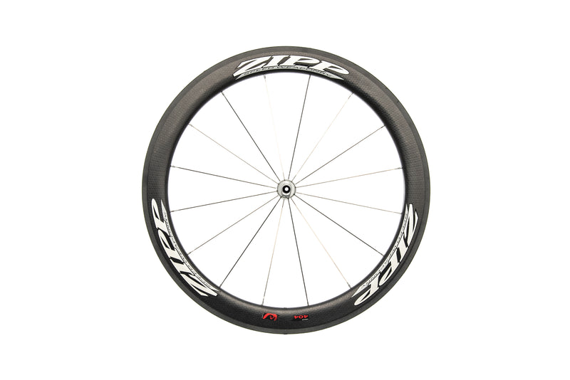 Zipp 404 Firecrest Carbon Tubular 700c Front Wheel drive side