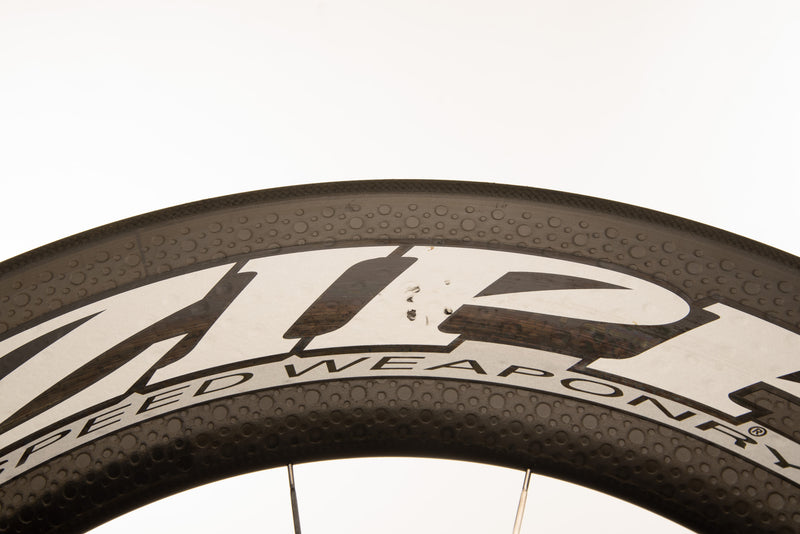 Zipp 1080 Carbon Tubular 700c Wheelset detail 1