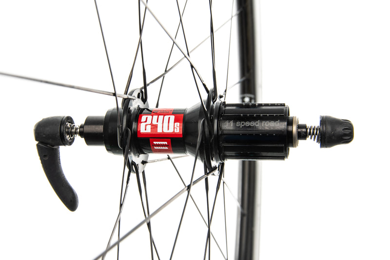 ENVE SES 3.4 Carbon Tubular 700c Rear Wheel sticker