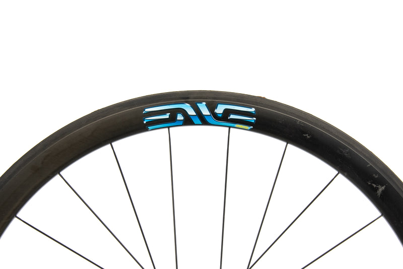 ENVE SES 3.4 Carbon Tubular 700c Rear Wheel front wheel