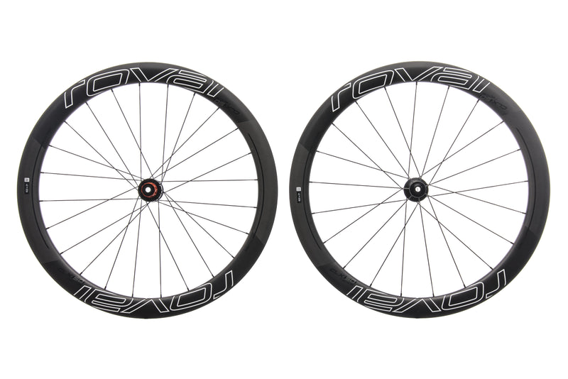 Roval CLX 50 Disc Carbon Tubeless 700c Wheelset drive side