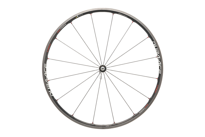 Shimano Dura-Ace WH-7850 Carbon Tubeless 700c Front Wheel drive side