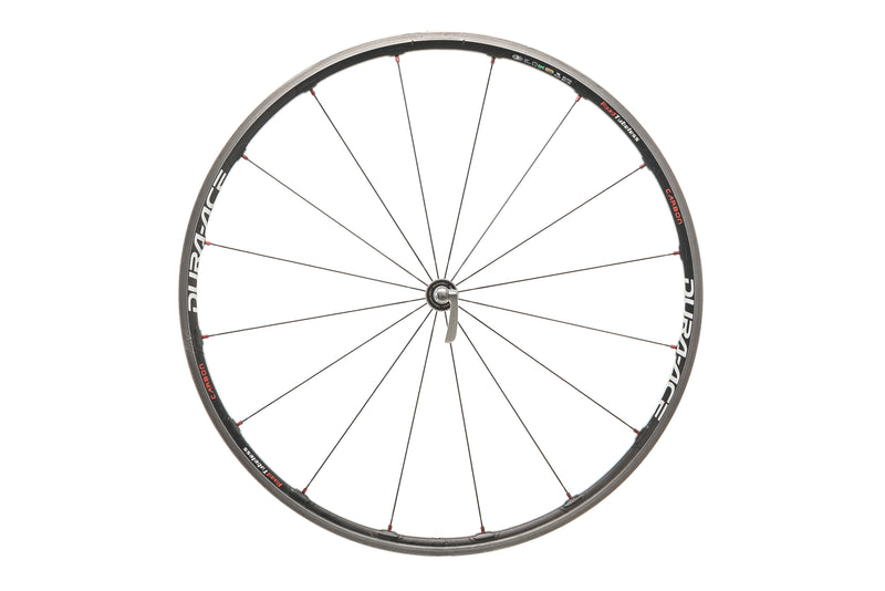 Shimano Dura-Ace WH-7850 Carbon Tubeless 700c Front Wheel non-drive side