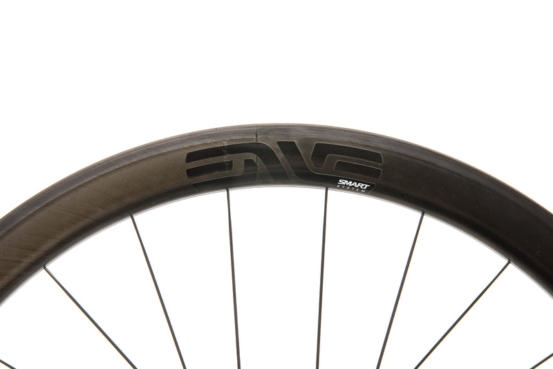 ENVE SES 3.4 Carbon Clincher 700c Wheelset cockpit