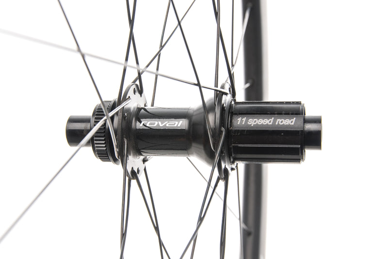 Roval C38 Disc Carbon Tubeless 700c Wheelset sticker