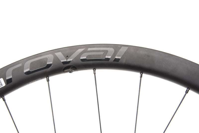 Roval C38 Disc Carbon Tubeless 700c Wheelset crank