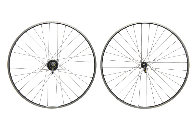 CycleOps PowerTap Pro Aluminum Clincher 700c Wheelset non-drive side