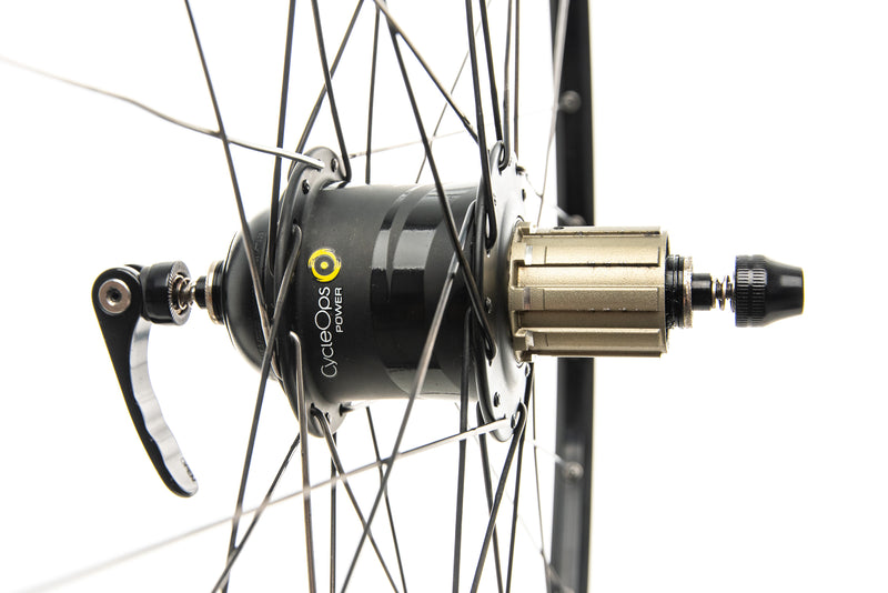 CycleOps PowerTap Pro Aluminum Clincher 700c Wheelset sticker