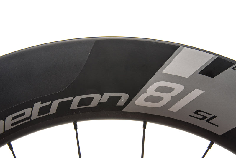 Vision Metron 81 SL TLR Carbon Tubeless 700c Front Wheel detail 1
