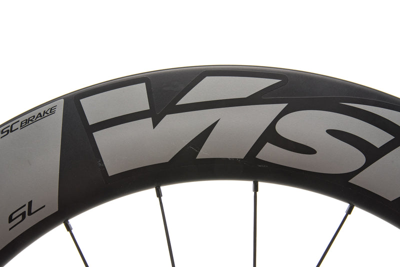 Vision Metron 81 SL TLR Carbon Tubeless 700c Front Wheel detail 2