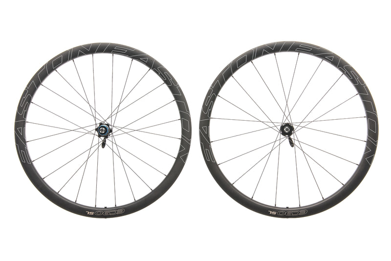 Easton EC90 SL Carbon Clincher 700c Wheelset drive side