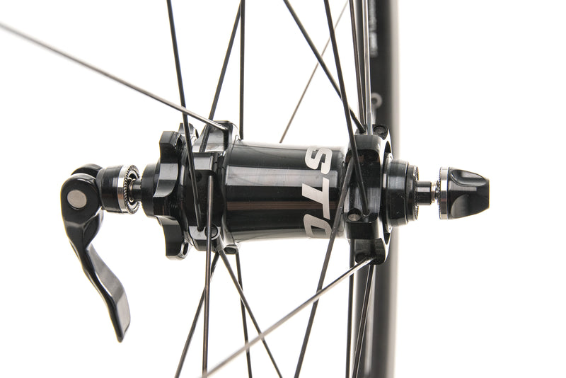 Easton EC90 SL Carbon Clincher 700c Wheelset drivetrain