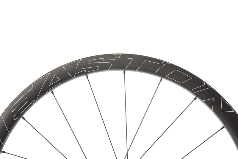 Easton EC90 SL Carbon Clincher 700c Wheelset cockpit