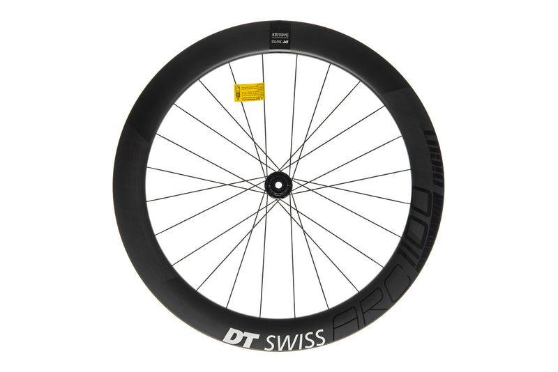 DT Swiss ARC 1100 DiCut 62 Carbon Tubeless 700c Rear Wheel drive side