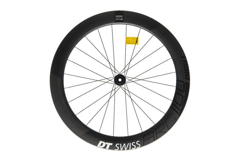 DT Swiss ARC 1100 DiCut 62 Carbon Tubeless 700c Rear Wheel non-drive side