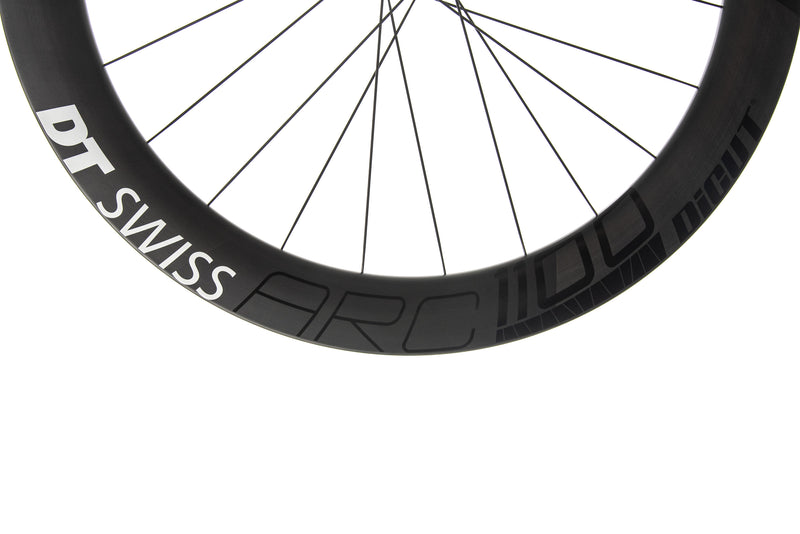 DT Swiss ARC 1100 DiCut 62 Carbon Tubeless 700c Rear Wheel front wheel