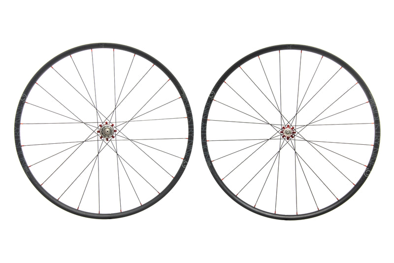 Industry Nine Ultralite 235 Alloy Tubeless 700c Wheelset drive side