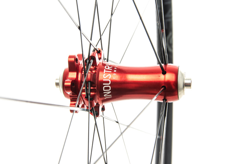 Industry Nine Ultralite 235 Alloy Tubeless 700c Wheelset drivetrain