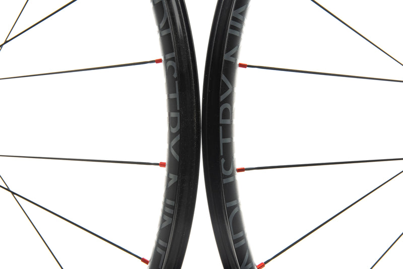 Industry Nine Ultralite 235 Alloy Tubeless 700c Wheelset front wheel