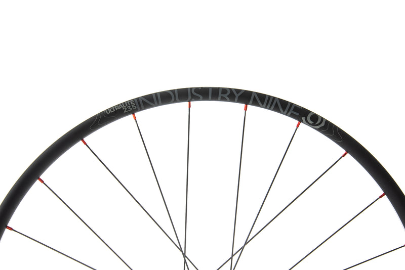 Industry Nine Ultralite 235 Alloy Tubeless 700c Wheelset cockpit