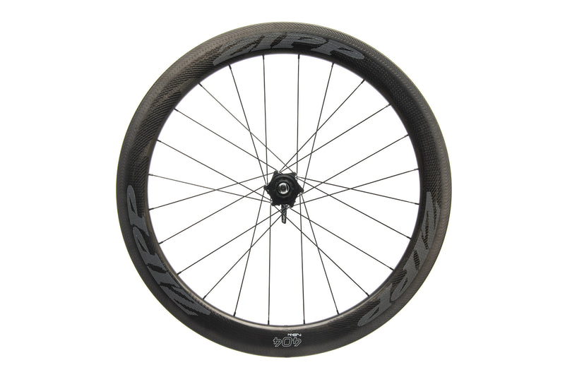 Zipp 404 NSW Carbon Tubeless 700c Rear Wheel drive side