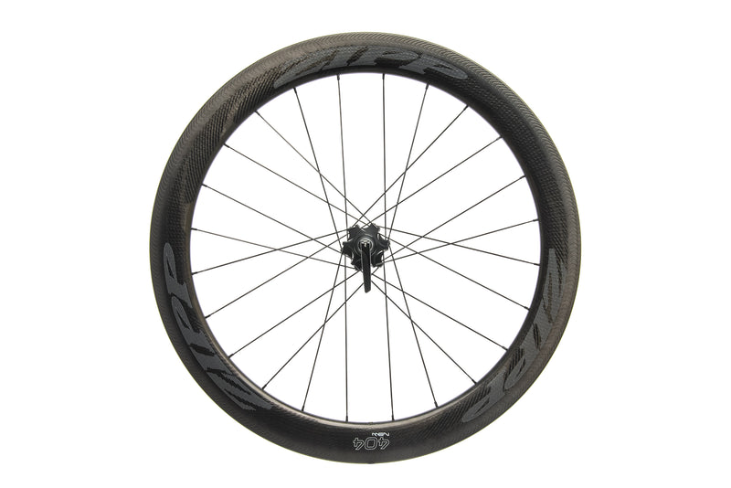 Zipp 404 NSW Carbon Tubeless 700c Rear Wheel non-drive side