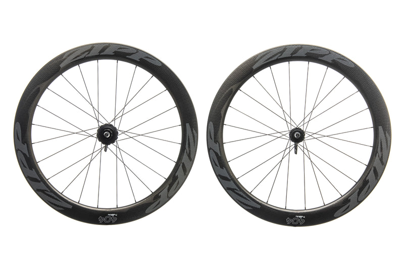 Zipp 404 NSW Disc Carbon Tubeless 700c Wheelset drive side
