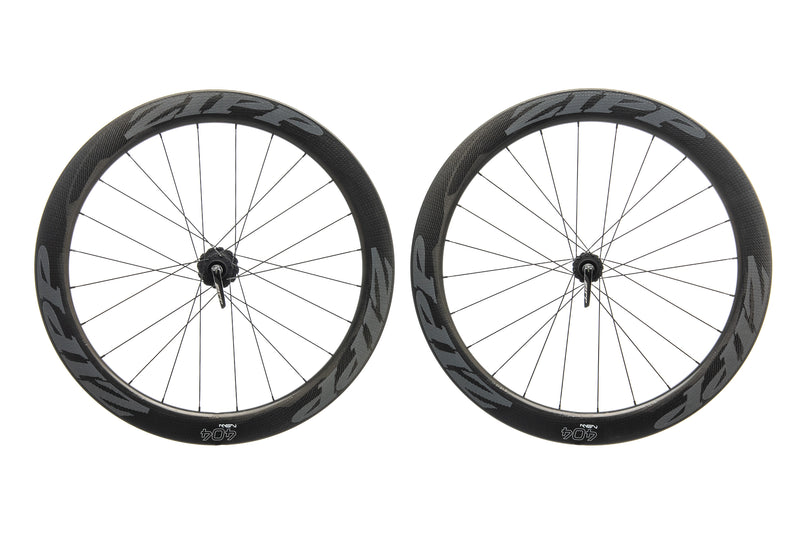 Zipp 404 NSW Disc Carbon Tubeless 700c Wheelset non-drive side