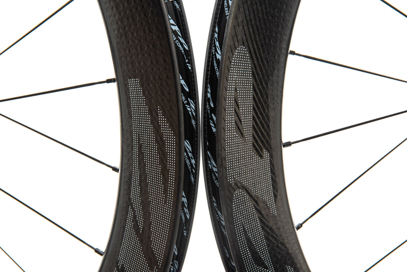 Zipp 404 NSW Disc Carbon Tubeless 700c Wheelset front wheel