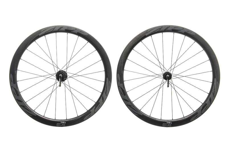 Zipp 303 NSW Disc Carbon Tubeless 700c Wheelset non-drive side