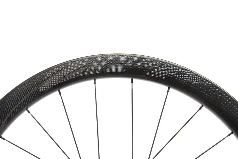 Zipp 303 NSW Disc Carbon Tubeless 700c Wheelset cockpit